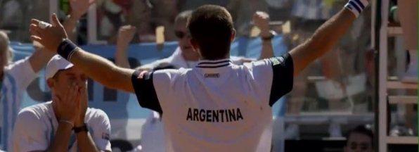 Fede Delbonis vence a Fognini y le da el pase a semi final a Argentina