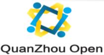 CH Quanzhou. Velotti debut y despedida